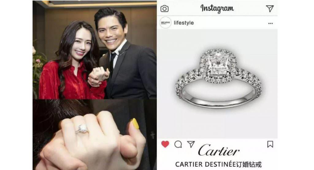 鑽戒價格與迷思,向佐戒指不是Cartier