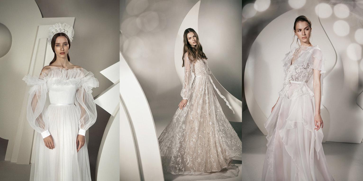 △ 鑽戒婚紗搭配,圖片取自Alon Livné's ,若有侵權煩請通知下架