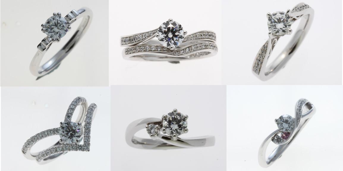 I-PRIMO婚戒專賣店的款式,鑽戒太太工廠幾乎都有,而且平均報價都可以再少 $20000 左右