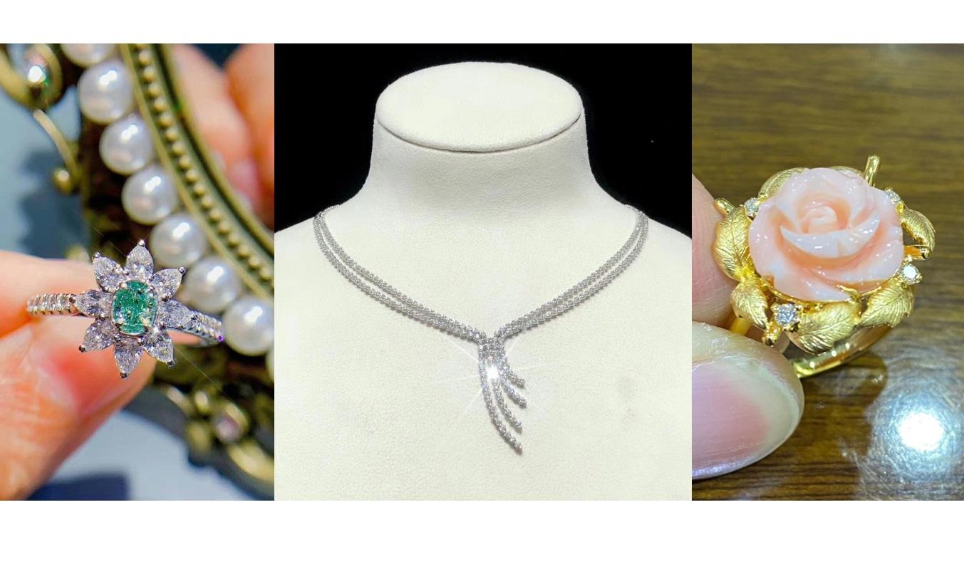 客製化珠寶婚戒