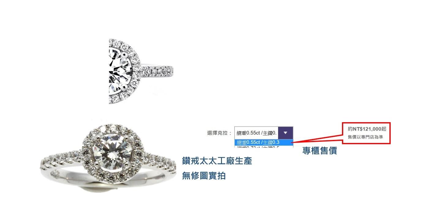 求婚鑽戒 Hearts on Fire Repertoire 復古奢華款經典鑽戒