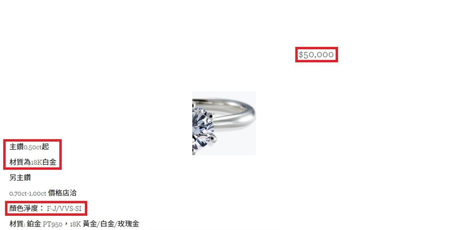 未來鑽石價格,未來鑽石1克拉